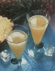 Ananas Drink