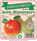 Apfel-Birnensaft